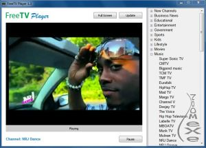 Free TV Player 1.5
