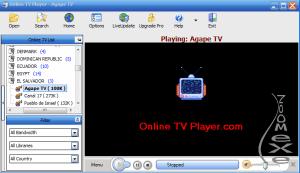 Online TV Player Basic 4.3