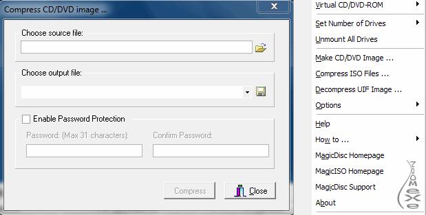 magiciso virtual cd drive