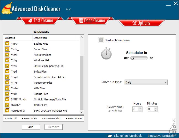 Baisvik Disk Cleaner - Очистите Ваш компьютер от