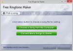 Free Ringtone Maker 2.5.0