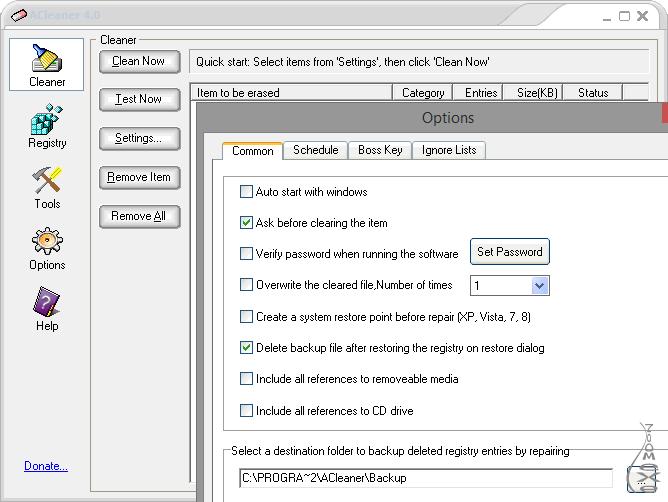 Скачать cleaner программы для чистки компьютера