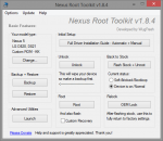 Nexus Root Toolkit 1.8.5
