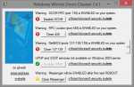 Windows Worms Doors Cleaner 1.4.1