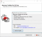 Recovery Toolbox for CD Free 2.2
