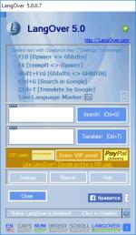 LangOver 5.2.0.1