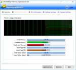 WinUtilities Free Memory Optimizer 6.0