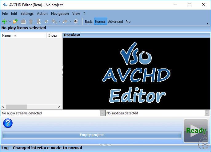 Скачать программы для обработки видео avchd