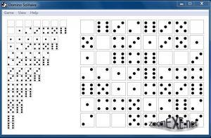 Domino Solitaire 1.5