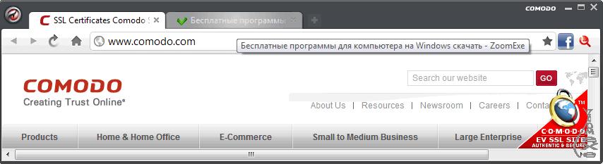 2fca32984606 Comodo Dragon — быстрый и универсальный, абсолютно бесплатный интернет- браузер на основе Chrome, созданный с непревзойденным уровнем Comodo в  безопасности!