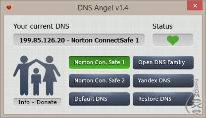 Бесплатная установка защиты от порно сайтов