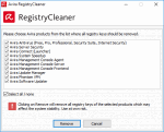 Avira Registry Cleaner 2.0.2.7
