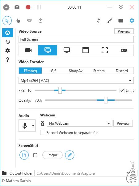 звук запись компьютер